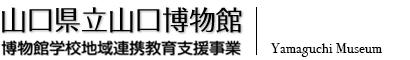 博物館学校地域連携教育支援事業|Yamaguchi Musium for school